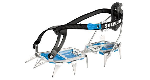 Salewa Alpinist stijgijzers combi grijs/blauw